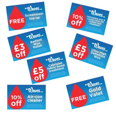 Specialist Service Discount Cards
