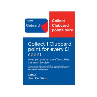 Clubcard Poster