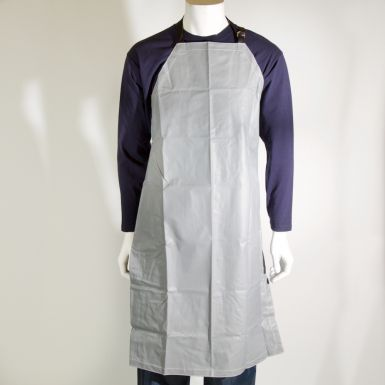 Grey Neoprene Apron