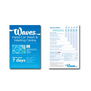 Waves Leaflets